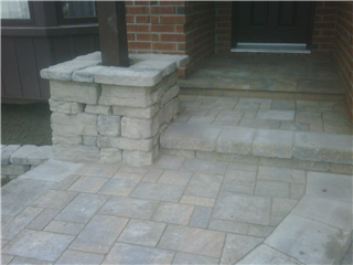 front house Stone